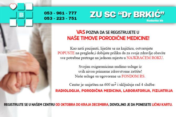Registracija pacijenata