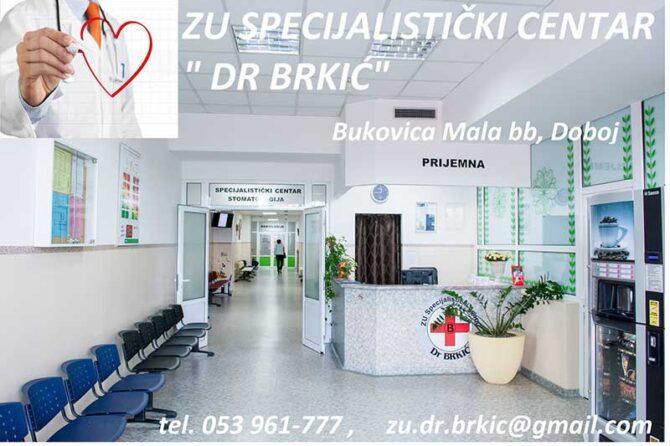 Posjete doktora specijalista u novembru 2020.
