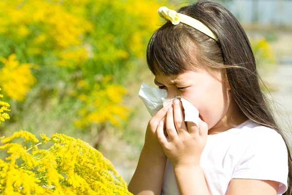 Vaše dijete pati od alergija?